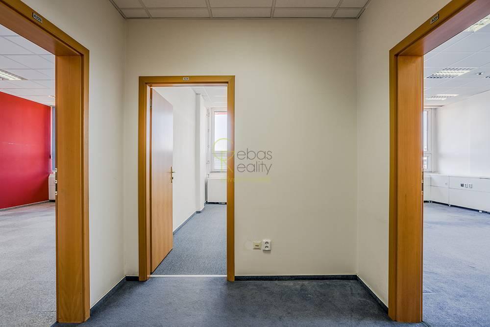 Pronájem kancelářských prostor 20-100m2 - Přítelství, Uhříněves Praha