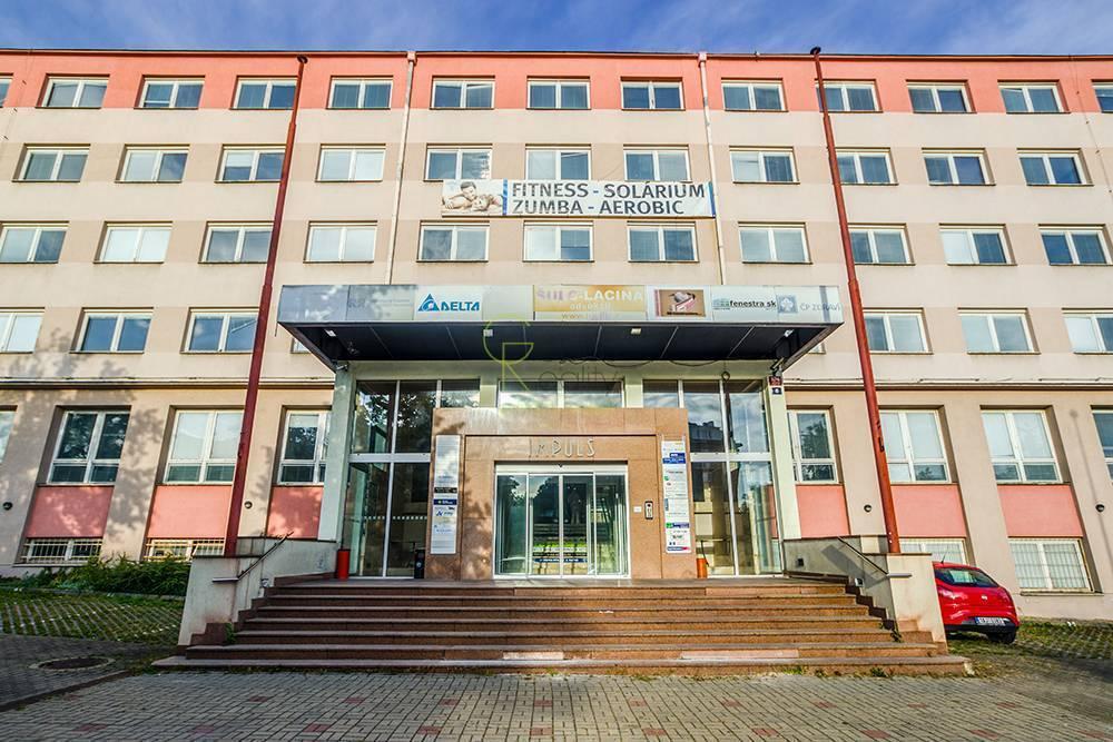 Kancelářské prostory 14m2-500m2 - Litevská 1174/8, Praha 10