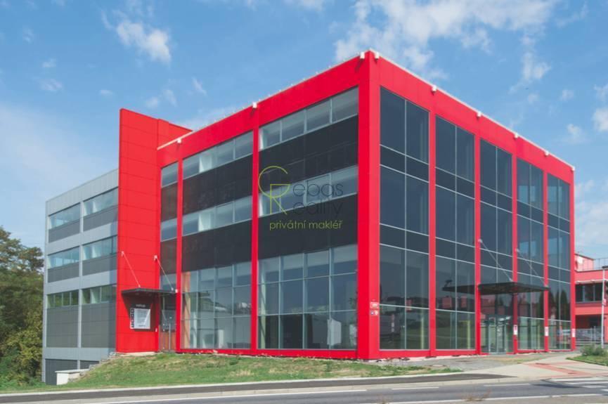 Kancelářský prostor 950-3000m2 - Kolbenova 39, Praha 14