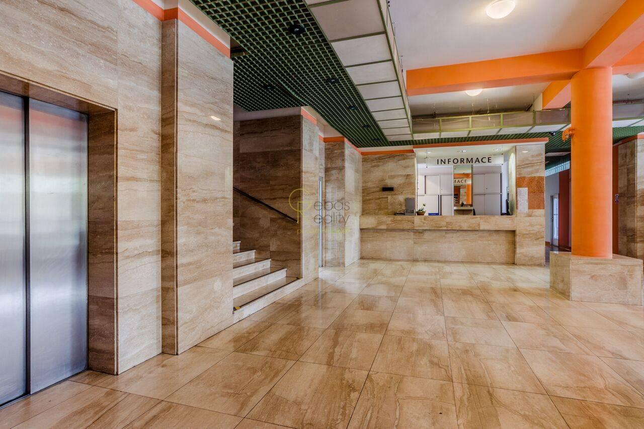 Kancelářské prostory 14m2-70m2 - Litevská 1174/8, Praha 10