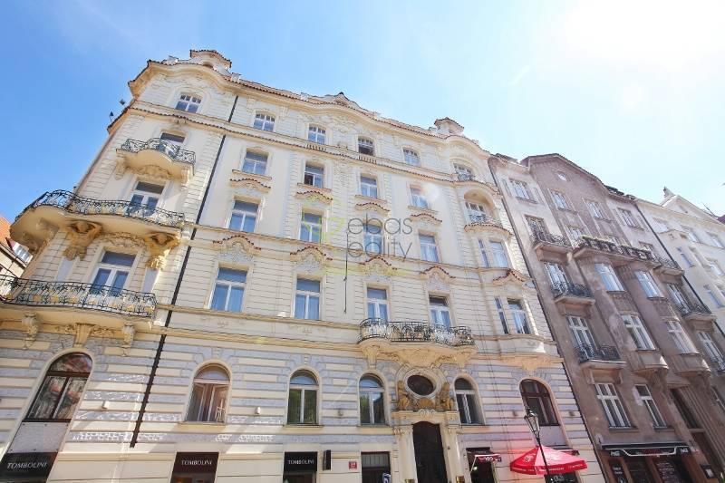 Kancelářské prostory 73m2 - Břehová, Praha 1