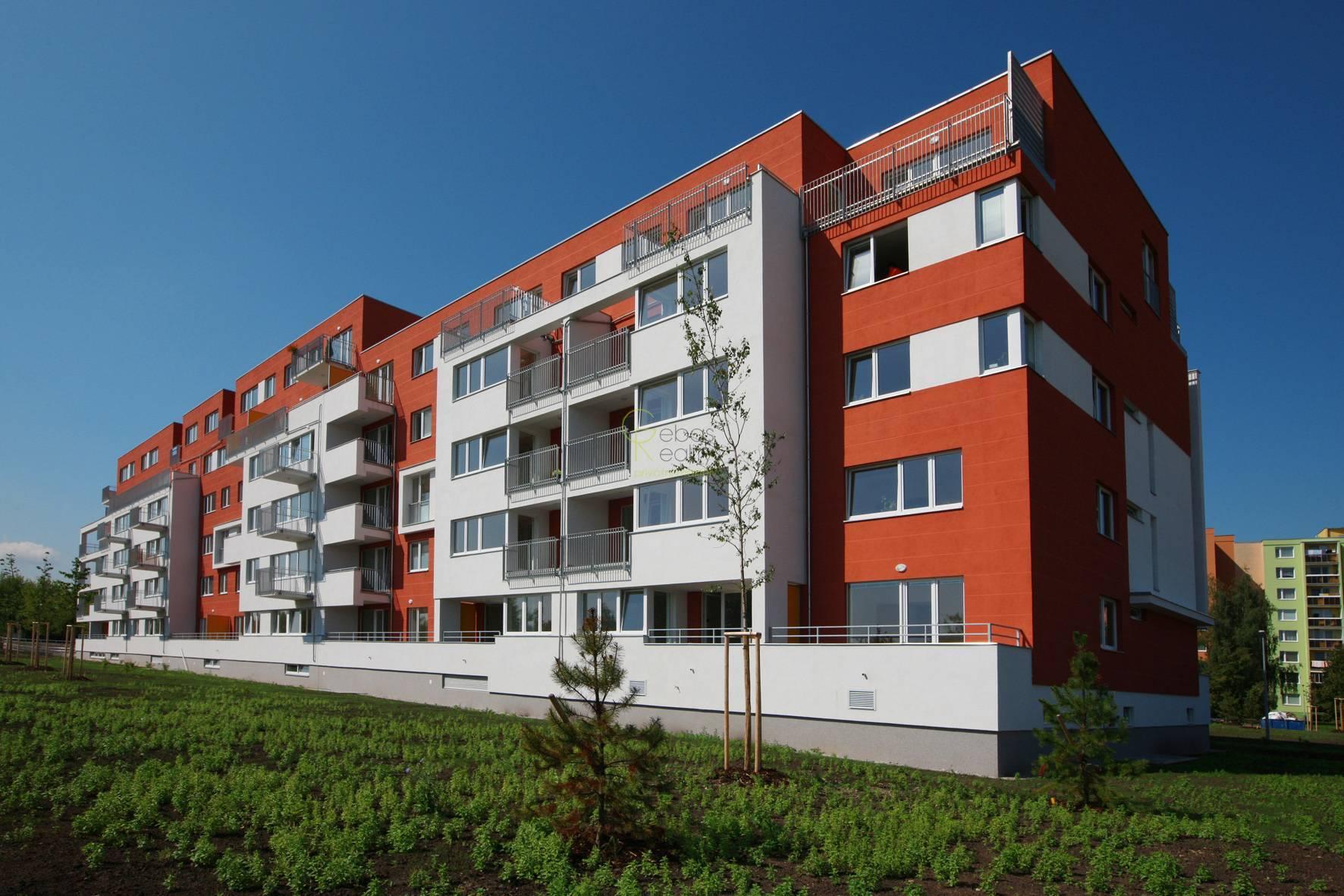 2+kk s balkonem v novostavbě - ul.Chlebovická,Praha 9-Letňany
